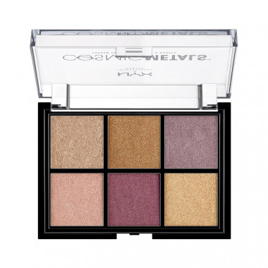 COSMIC METAL SHADOW PALETTE