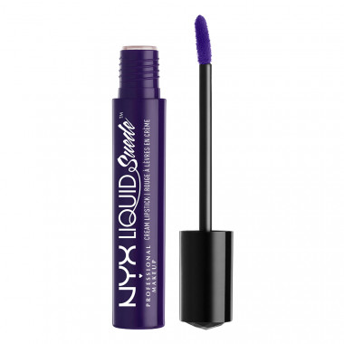 LIQUID SUEDE CREAM LIPSTICK - FOUL MOUTH