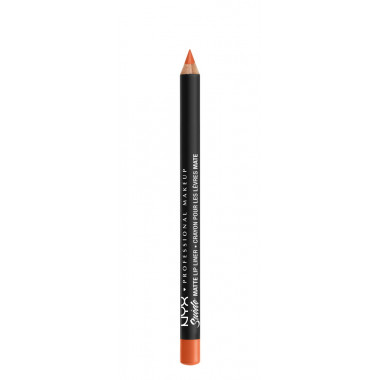 SUEDE MATTE LIP LINER - ORANGE COUNTY