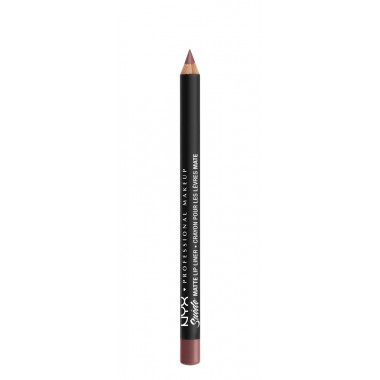 SUEDE MATTE LIP LINER - WHIPPED CAVIAR