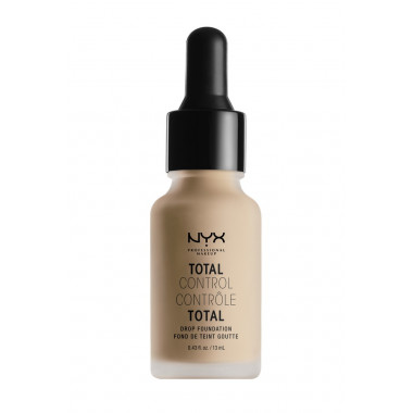 TOTAL CONTROL DROP FOUNDATION - NATURAL