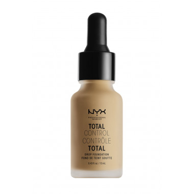 TOTAL CONTROL DROP FOUNDATION - BEIGE