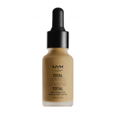 TOTAL CONTROL DROP FOUNDATION - CARAMEL
