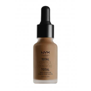 TOTAL CONTROL DROP FOUNDATION - MOCHA