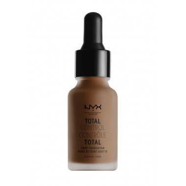 TOTAL CONTROL DROP FOUNDATION - COCOA