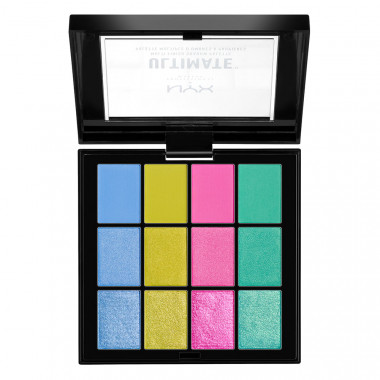 ULTIMATE MULTI FINISH SHADOW PALETTE